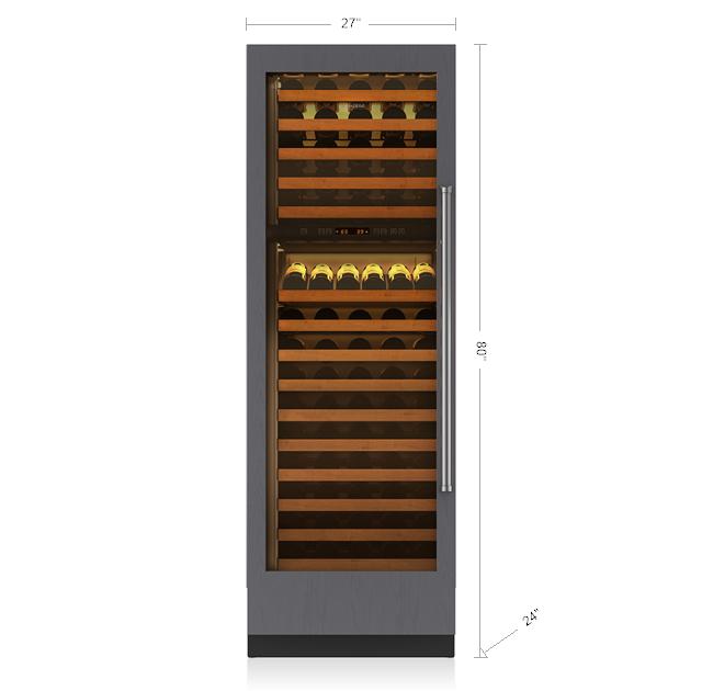 WINE FRIDGE 27  Wine Storage u0026 Refrigeration   427G   Sub-Zero u0026 Wolf  sc 1 st  Pinterest & WINE FRIDGE 27