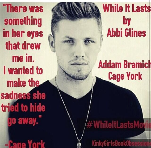While It Lasts By Abbi Glines Movie Book Quotes Love Me Quotes