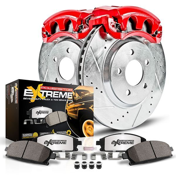 Brake Upgrade Kits For Sport Utility Daily Driving Powerstop