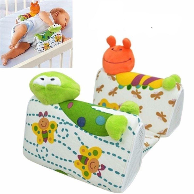 Age Range:0 M+. Ajust the baby's sleeping position, make ...