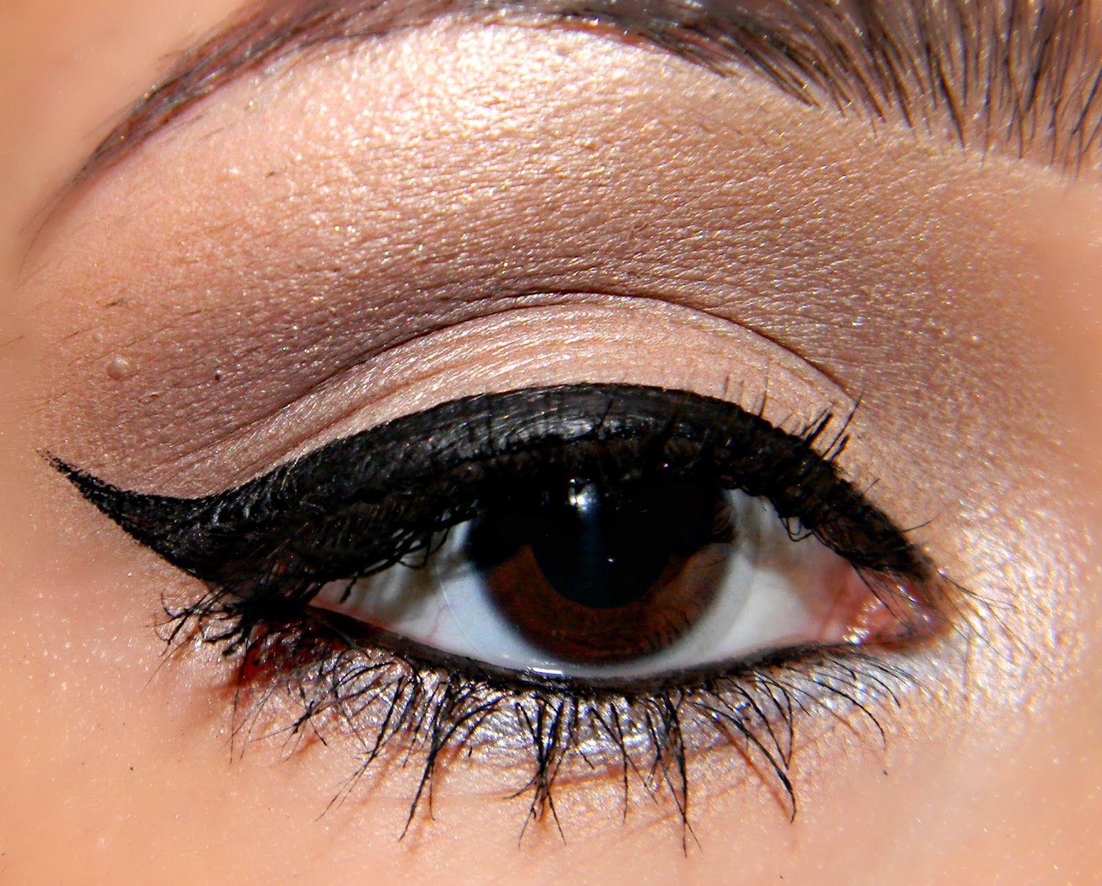 Adele Winged Eyeliner Look Inspirado Na Adele Que Usa Muito