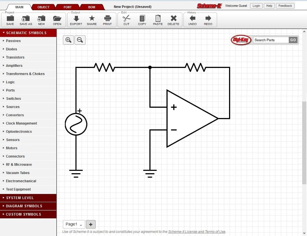 Circuit Simulator For Electrical Engineers Electronics Pinterest Diagram
