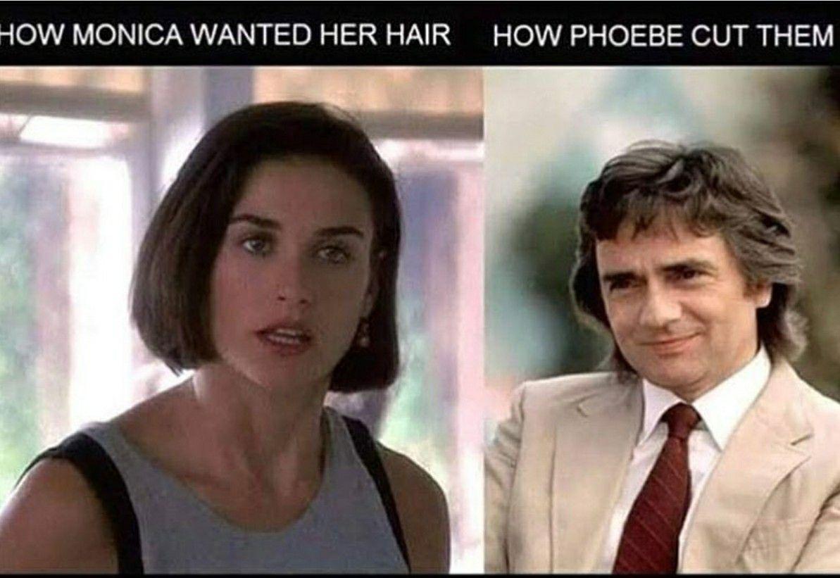 monica short hairstyles 2014 bob monica geller short hair