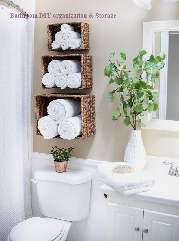 13 Ways to Add Storage to the Walls of Your…
