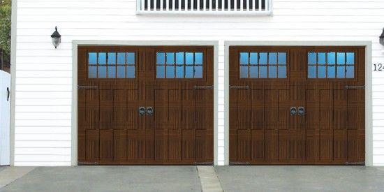 Precision Garage Door Designer | Precision garage doors ...