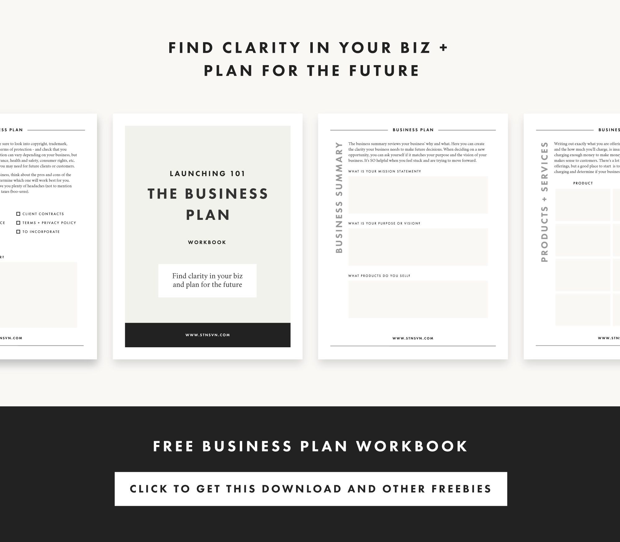Launching 101 Find Clarity With a Business Plan