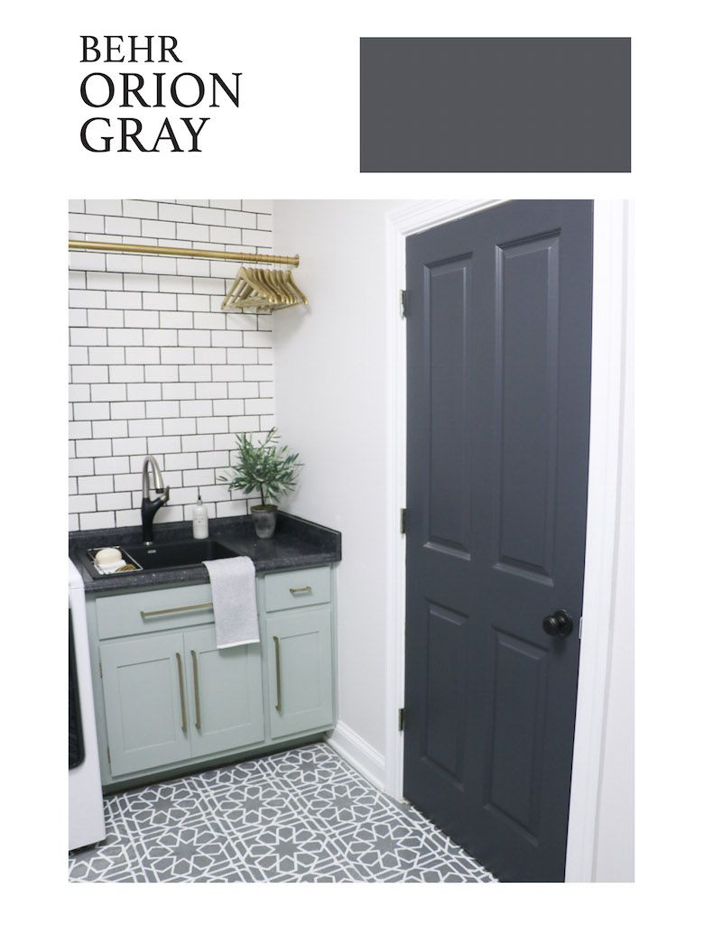 best paint colors for your home laundry rooms interior door rh pinterest com