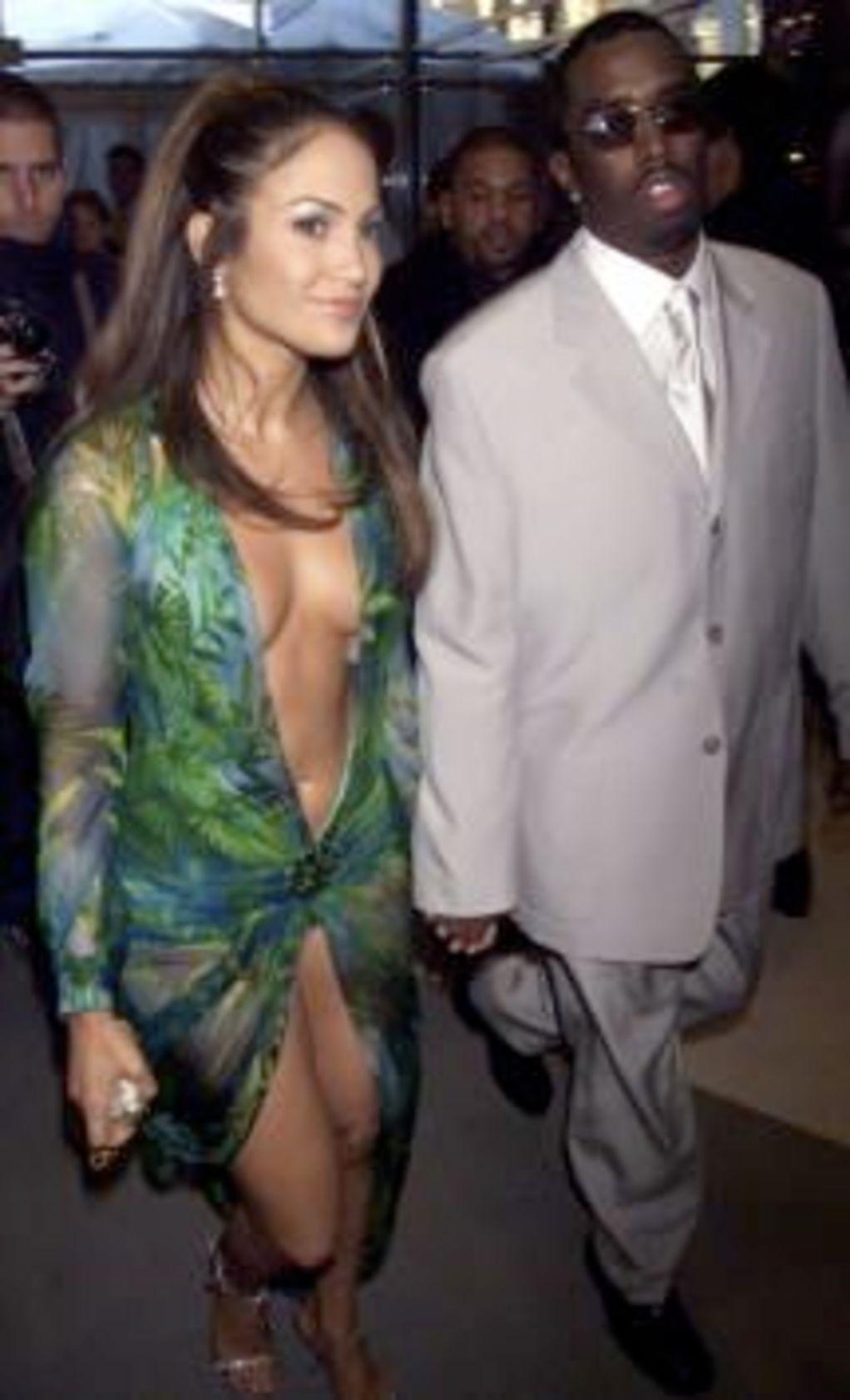 Wedding dress nip slip  Jennifer Lopez Her Men and Her Outfits Weddings Nip Slips Red