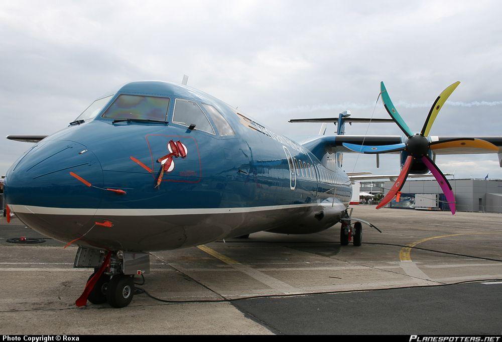 Vietnam Airlines ATR-72