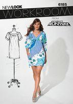 Dress Patterns - New Look Misses' Pullover Dress Pattern