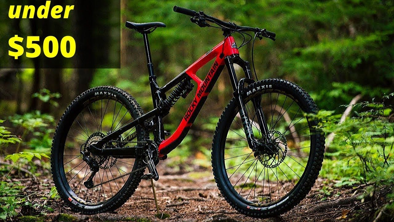 5 Best Mountain Bikes Under 500 For Women Kids And Men In 2020