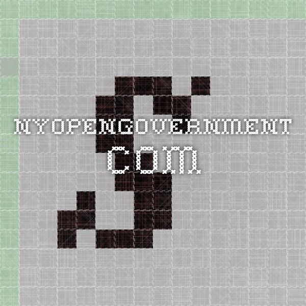 nyopengovernment.com