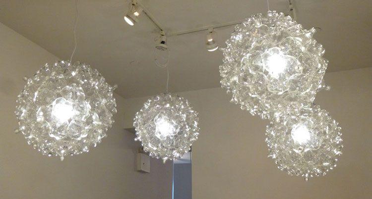 Bricolage Con Bottiglie Di Plastica.Lampadari Fai Da Te 20 Idee Semplici Dal Design Originale Riciclo
