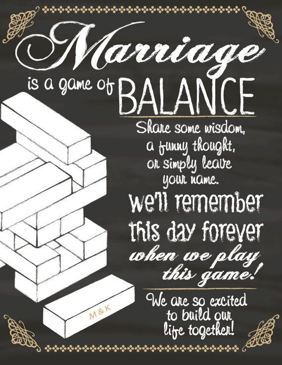 Bathroom Guest Sign In Book jenga guest book sign for wedding or shower4evernalways
