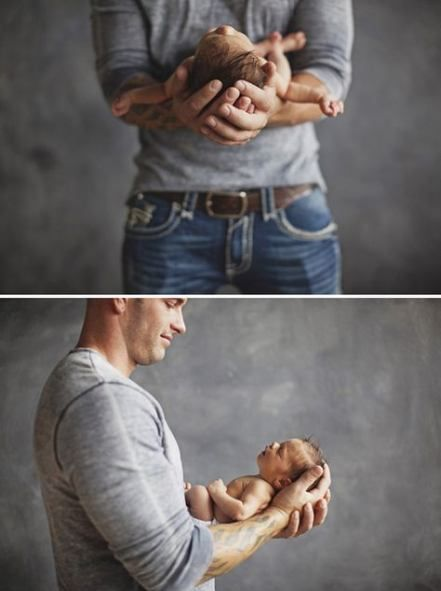 31 Ideas for baby photography with dad photo shoot #photography #baby