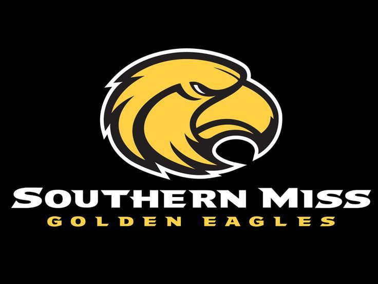 Pin By Kzilla On Mascots Southern Miss Golden Eagles