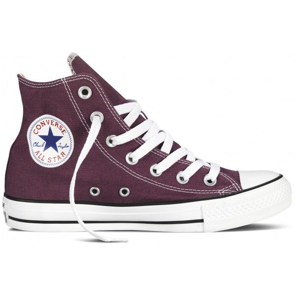 CT All Star Seasonal Hi shoes for women by Converse.