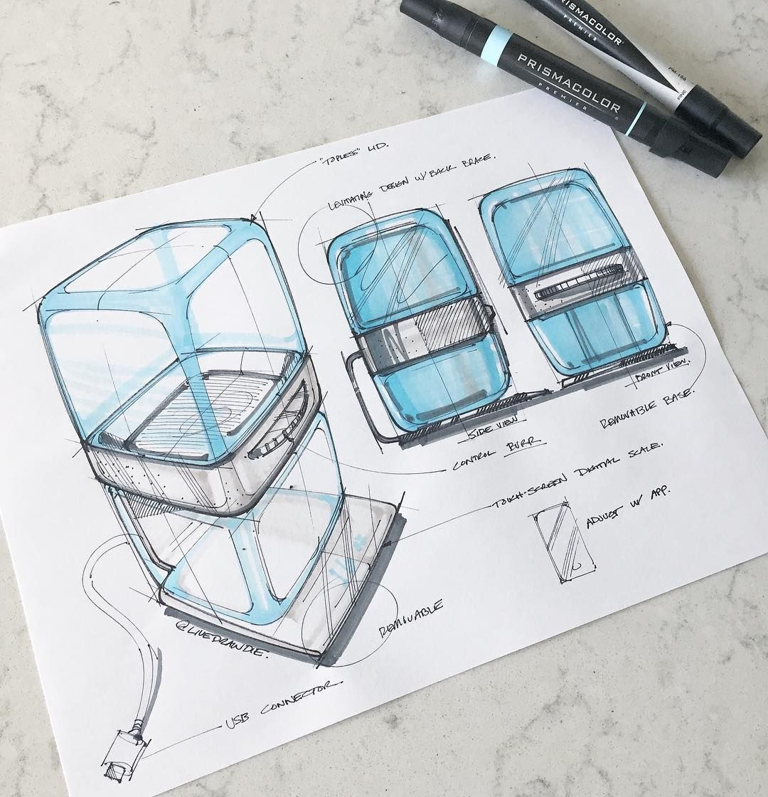 Idsketching Instagram Photos And Videos Industrial Design