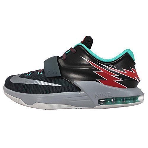 Nike Kid's KD VII GS, FLIGHT-CLSSC CHARCOAL/DOVE GREY-LIGHT RETRO · Dove  GreyBoys ShoesSize ...