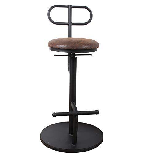 Bar Chairs Furniture Bar Stool Bar Chair Rotating Lifting Nordic Computer Chair High Stools Home Fashion Creative Beauty Stool Office Swivel Chair