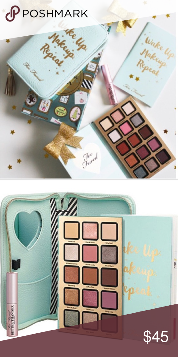 HP!!!🎉 Pretty Little Planner Makeup Collection Fashion