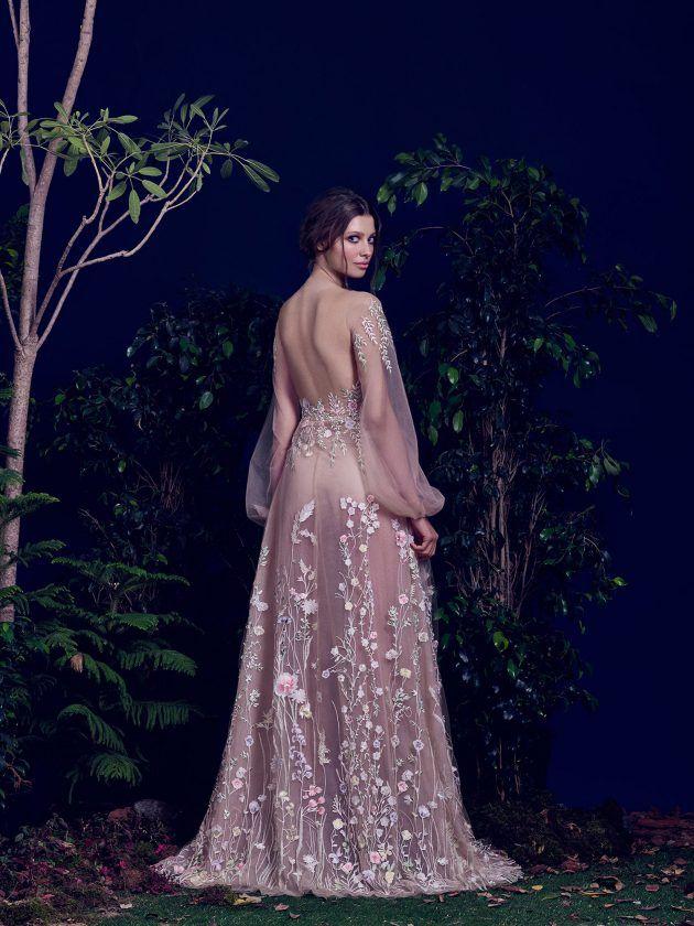 Jaw Dropping Evening Dresses By Hamda Al Fahim