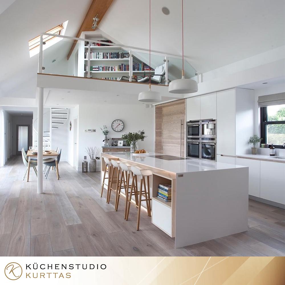 Großartig Küchendesign Für Ranch Stil Häuser Galerie - Ideen Für Die ...