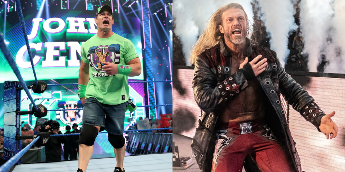 Wwe Rumors Roundup John Cena Wwe Future Edge Wwe Return And More John Cena Wwe Wwe Latest