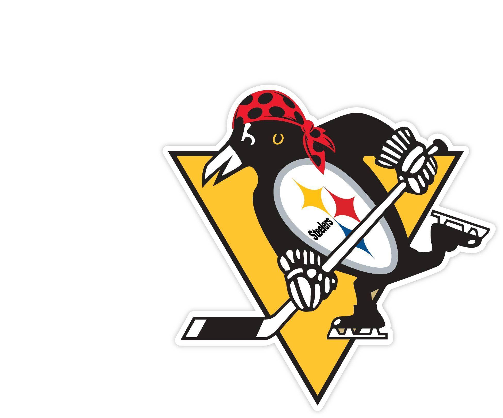 Amazon com pittsburgh fan sport logo 4x4 sticker decal vinyl steelers penguins pirates automotive