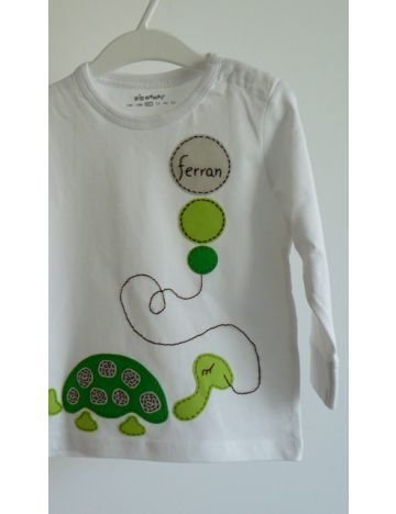 Camiseta Niño - Niña Tú a tu ritmo de Punt a Punt