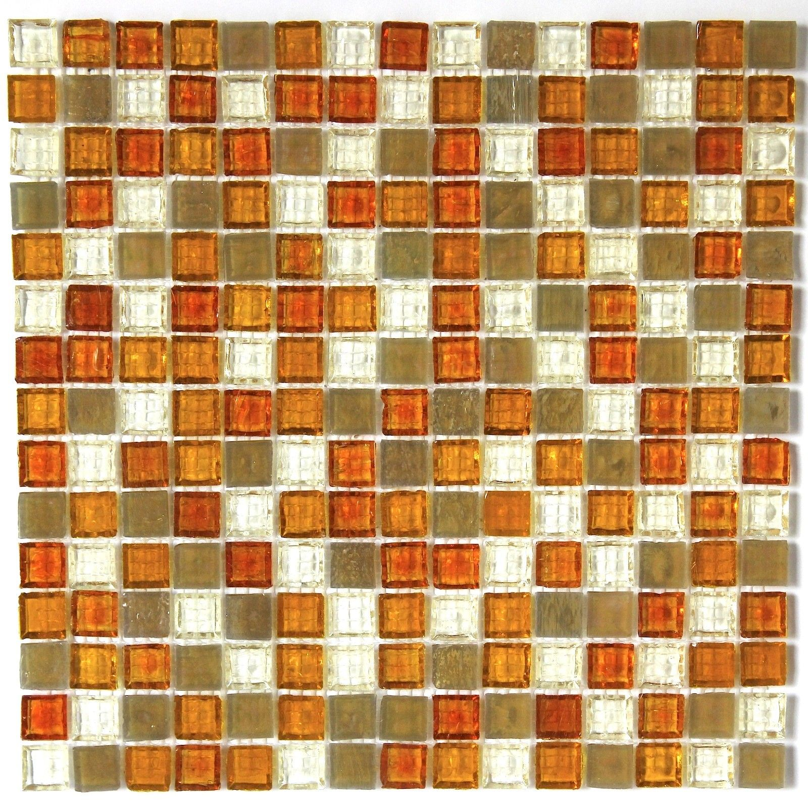 Mosaique De Verre Douche Salle De Baincrystal Icon Carrelage