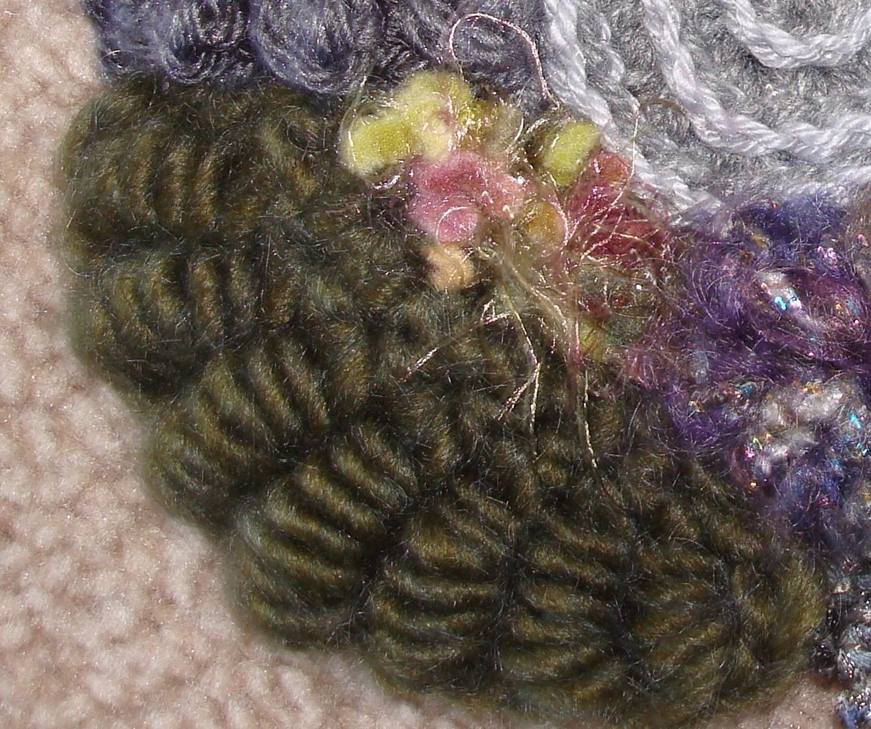 6 Tips For Making The Perfect Crocheted Bullion Stitch