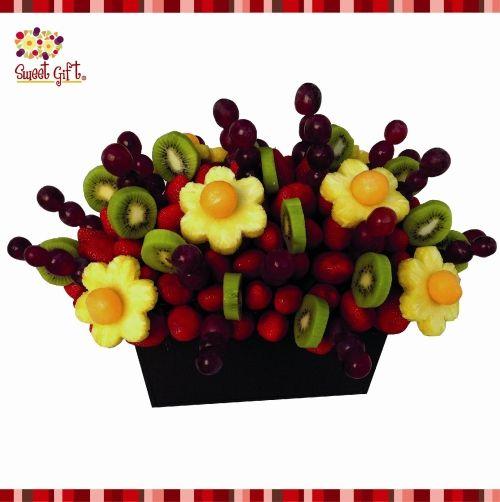 Fruta para tus centros de mesa foto de sweet gift for Centros de mesa con frutas