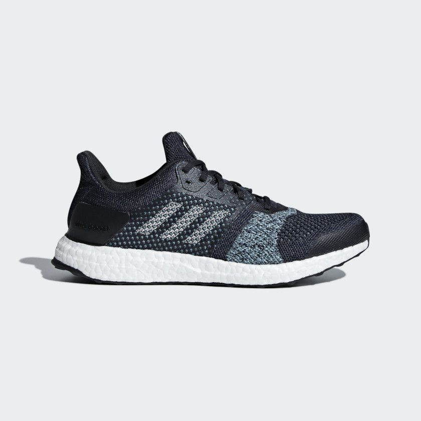 Buy Adidas Women Blue Ultraboost ST Parley Running Shoes
