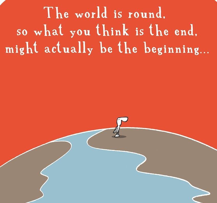 #end vs. beginning