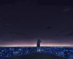 2二次風景画像97枚日常生活街町都会夜景イラスト壁紙