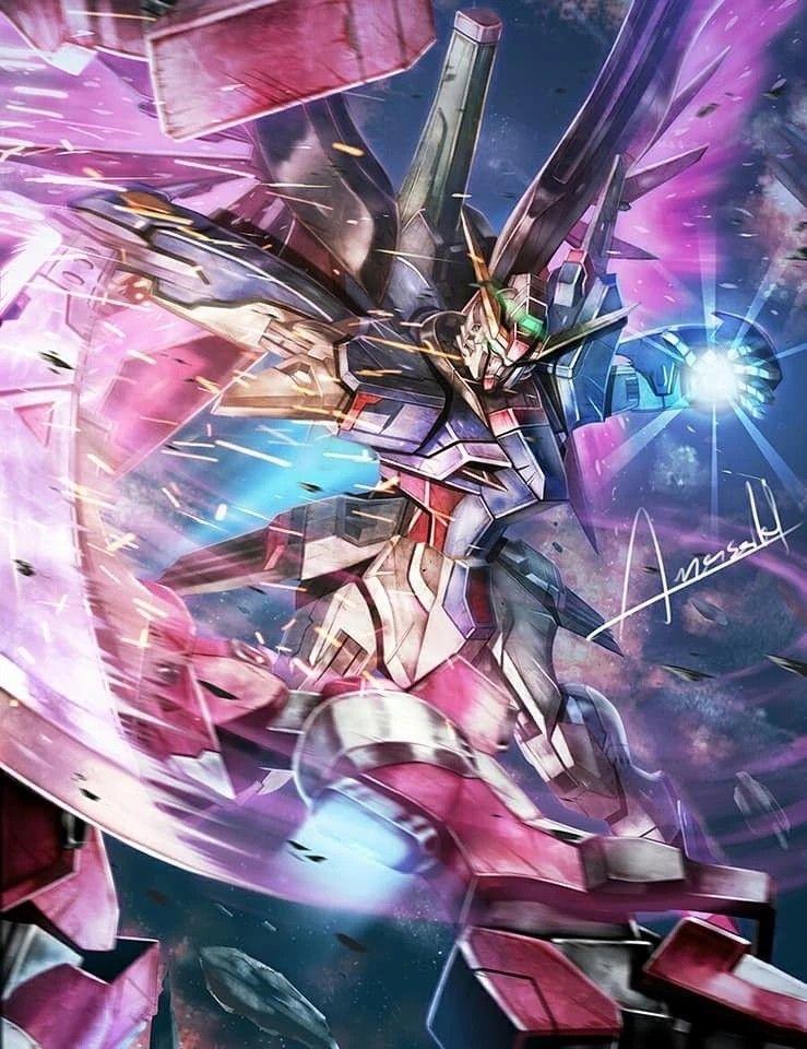 Pin by Jeremiah Whitlock on My type of Gundam Gundam
