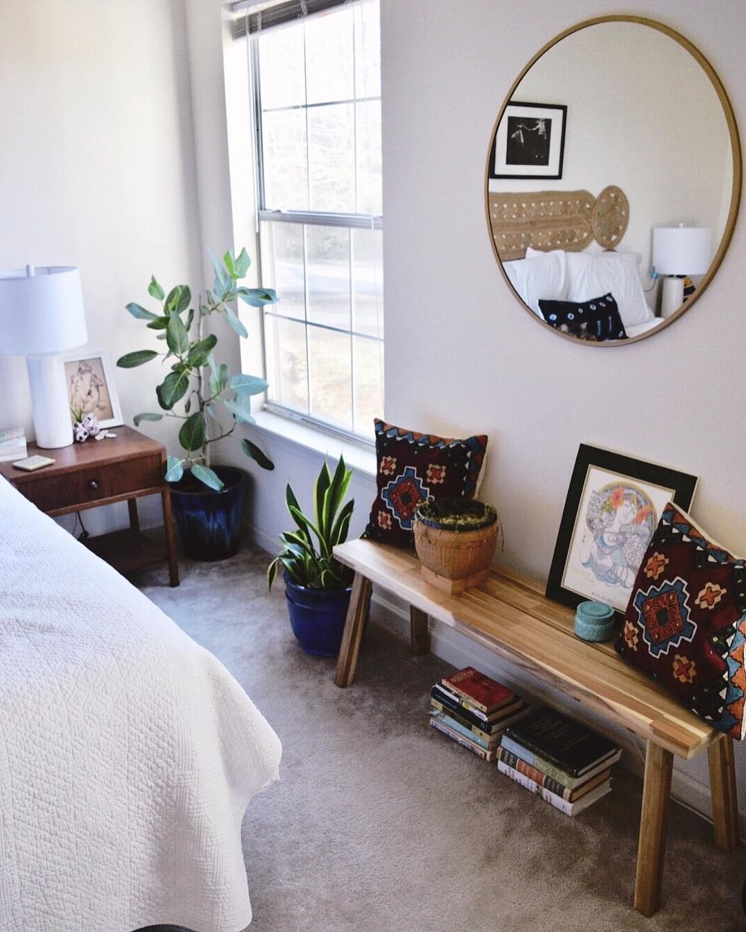 Pin By Maddy Melton On H O M E Cool Bedroom Furniture Eclectic