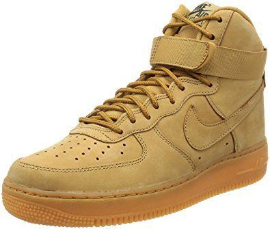 NIKE Air Force 1 High 07 LV8 WB Mens Hi Top Trainers 882096 Sneakers Shoes  Review