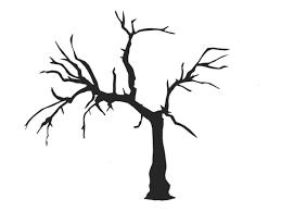 Resultado De Imagen Para Silueta Arbol Seco Tree Stencil Tree Silhouette Leaf Clipart