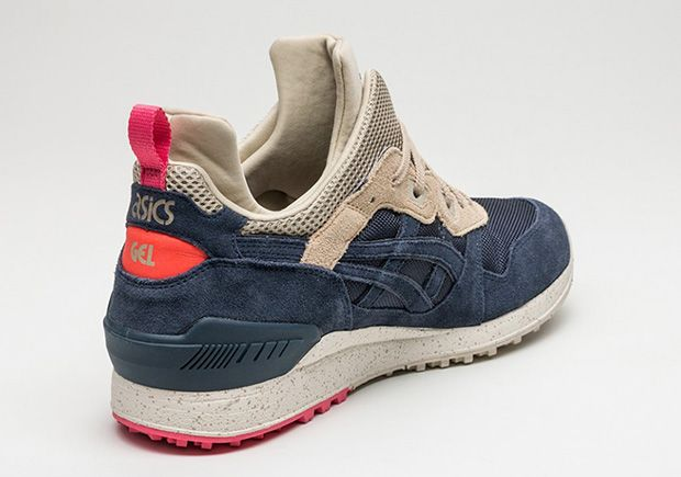 4085a1d49f10 ASICS Gel Lyte III Mid For Fall 2016