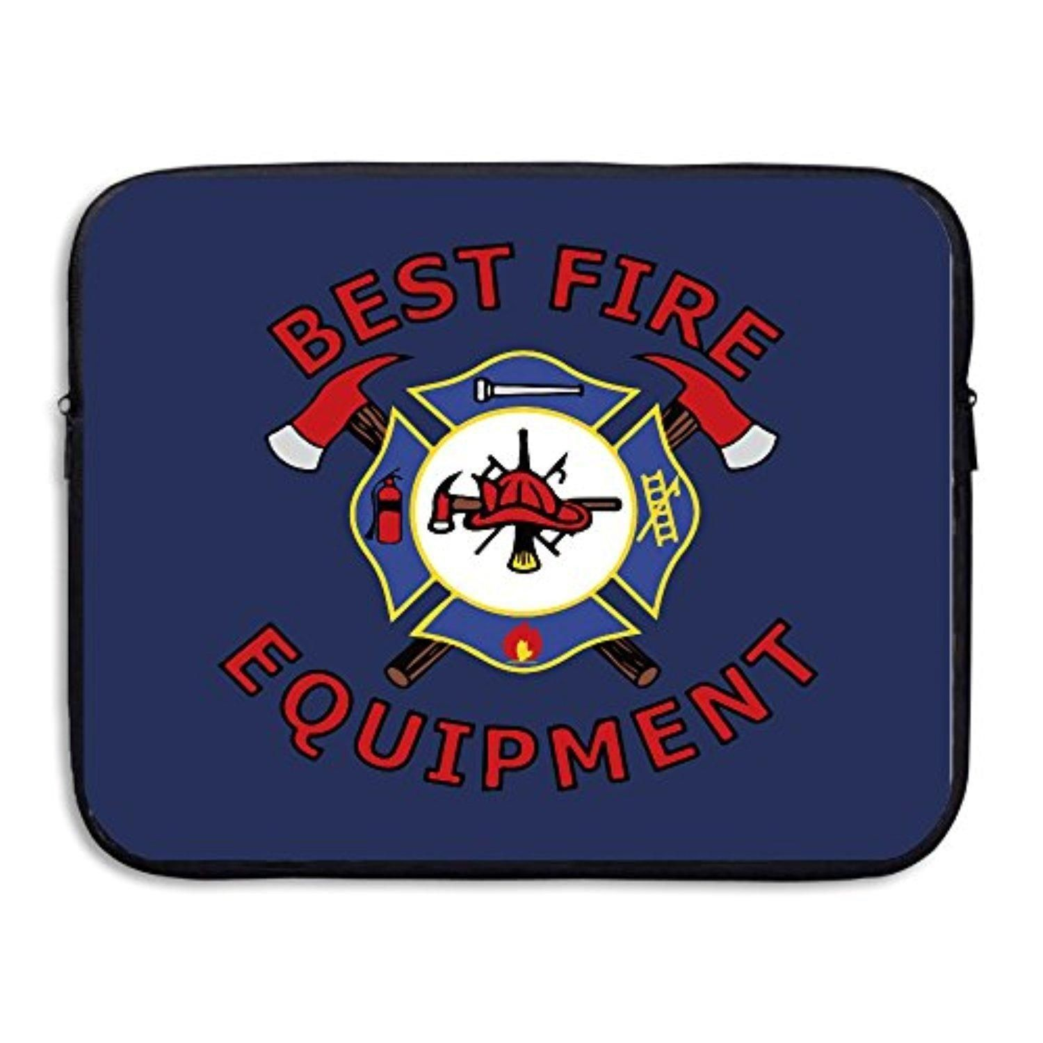 Best Fire Equipment Logo Relaxed Black Laptop Bag - Brought to you by Avarsha.com