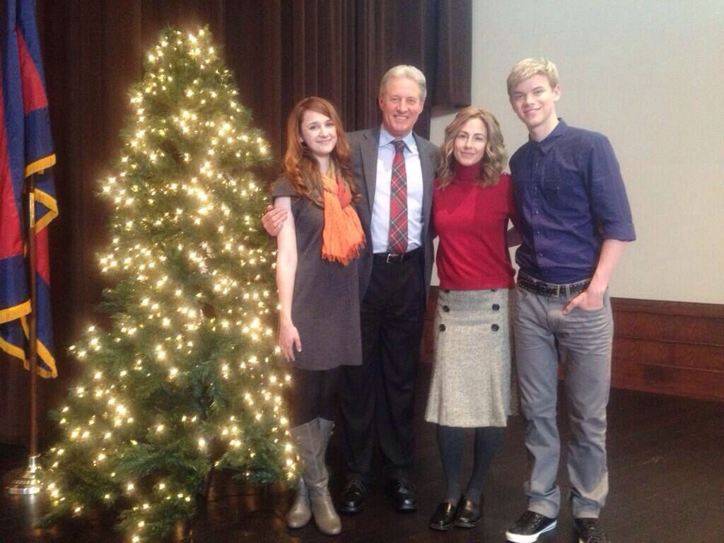 SilverBells BruceBoxleitner Family christmas movies