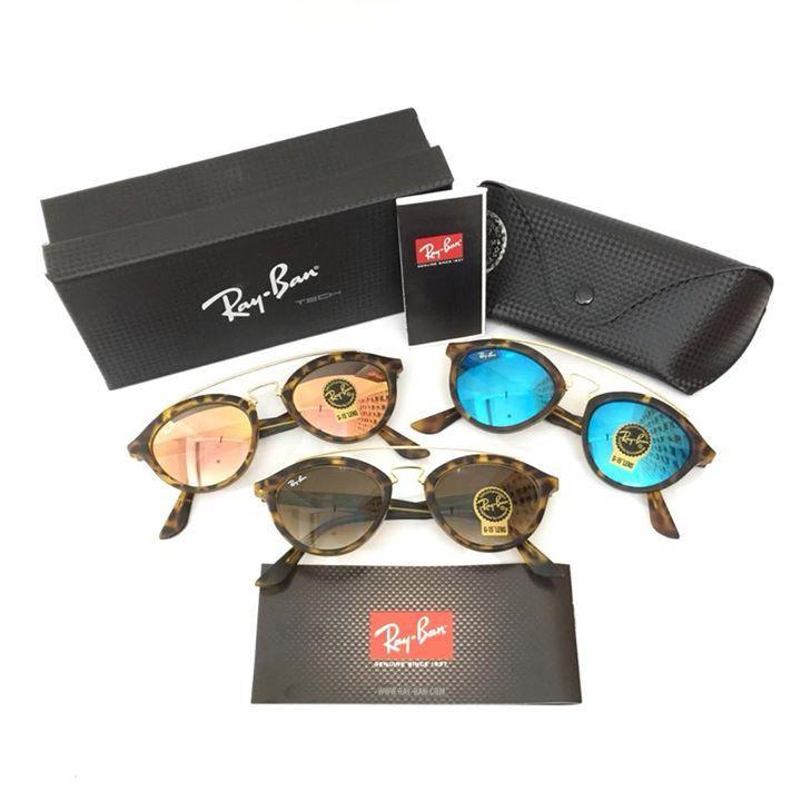نظارات ريبان ٢٠٢٠ مع ملحقات الماركه كيس و علبة الماركه Rayban هدايا هنوف Glasses Sunglasses