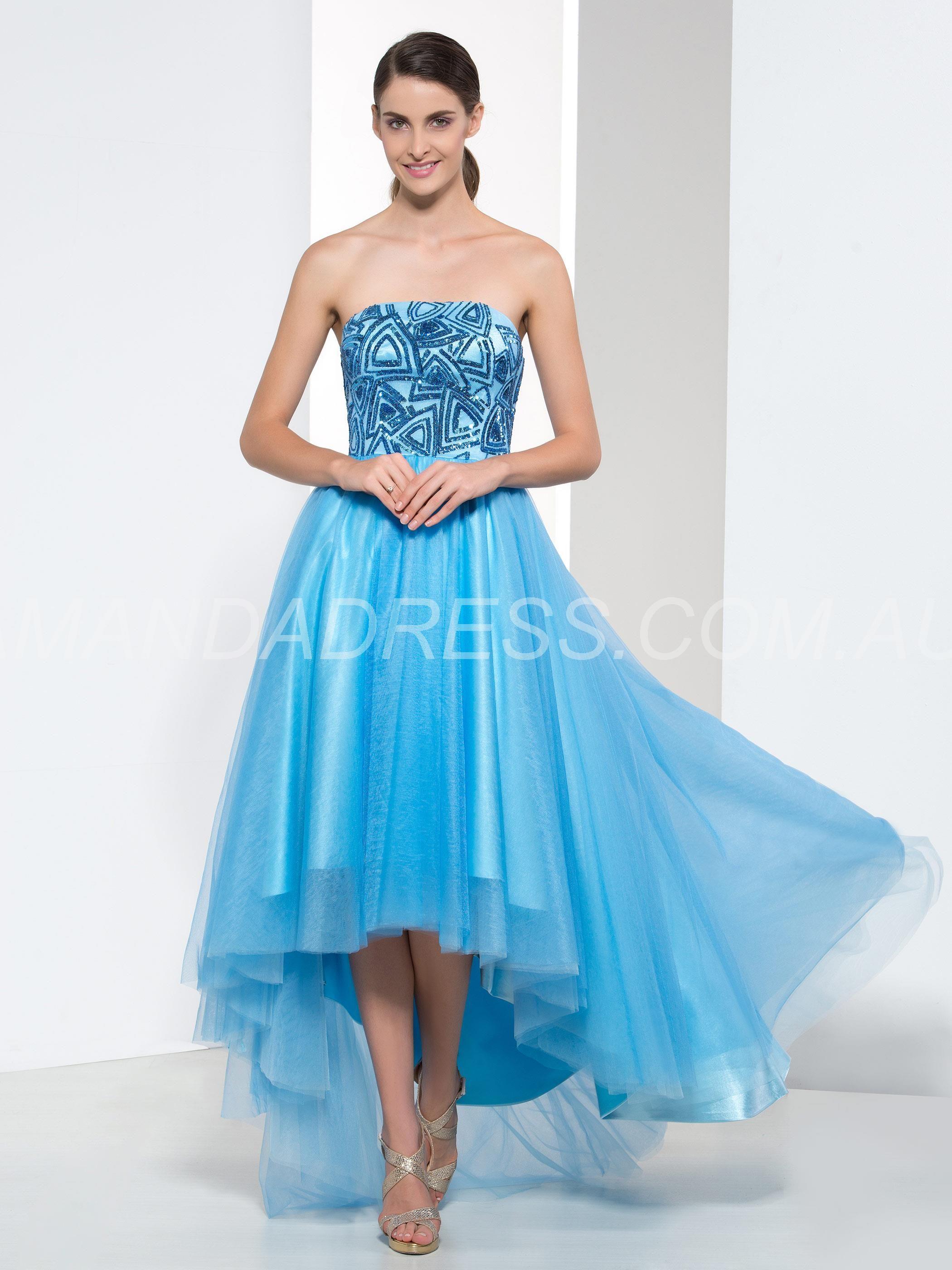 amandadress.com.au SUPPLIES Celebrity All Sizes Blue Zipper-up ...