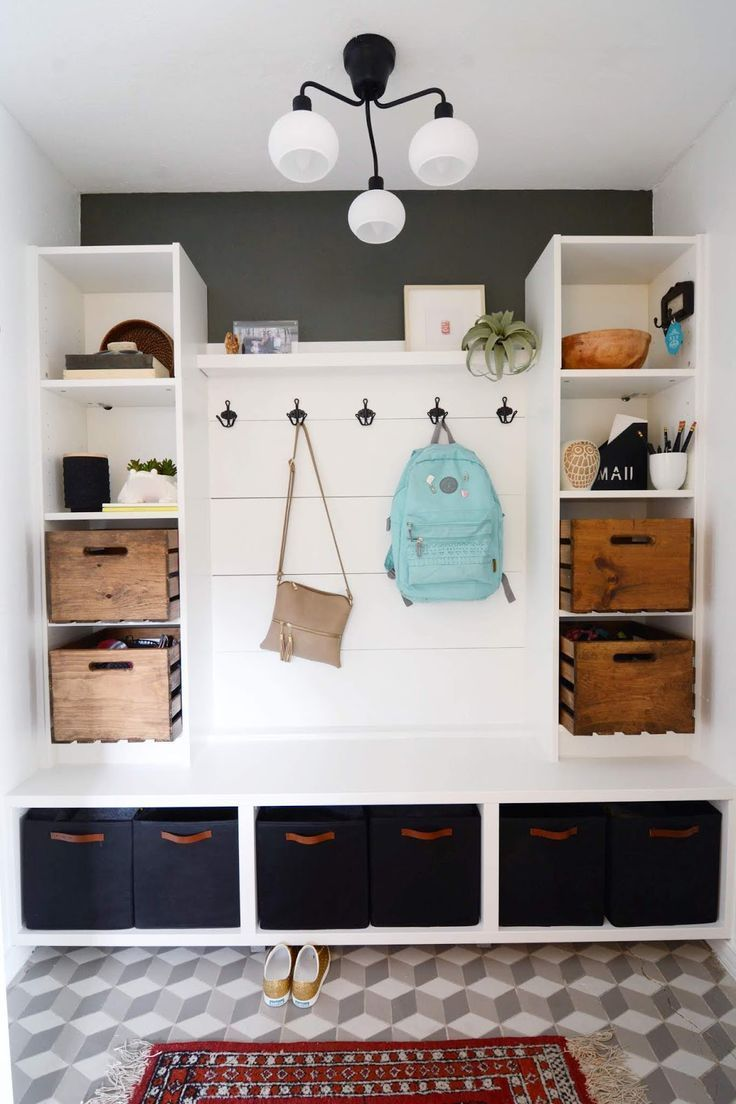 27 Best Mudroom Ideas To Get Your Ready For Fall Season With Images Mudroom Furniture Ikea Mud Room Diy Mudroom Bench