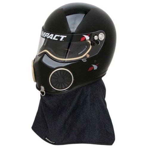 Impact Racing Medium Black Nitro Helmet P N 18015410 Helmet Nitro Racing