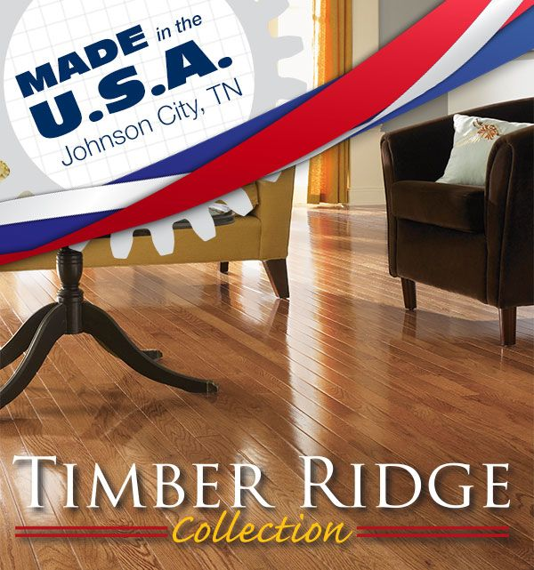 Distinctive And Durable Prefinished Solid Oak Hardwood Flooring Made In Johnson City Tn