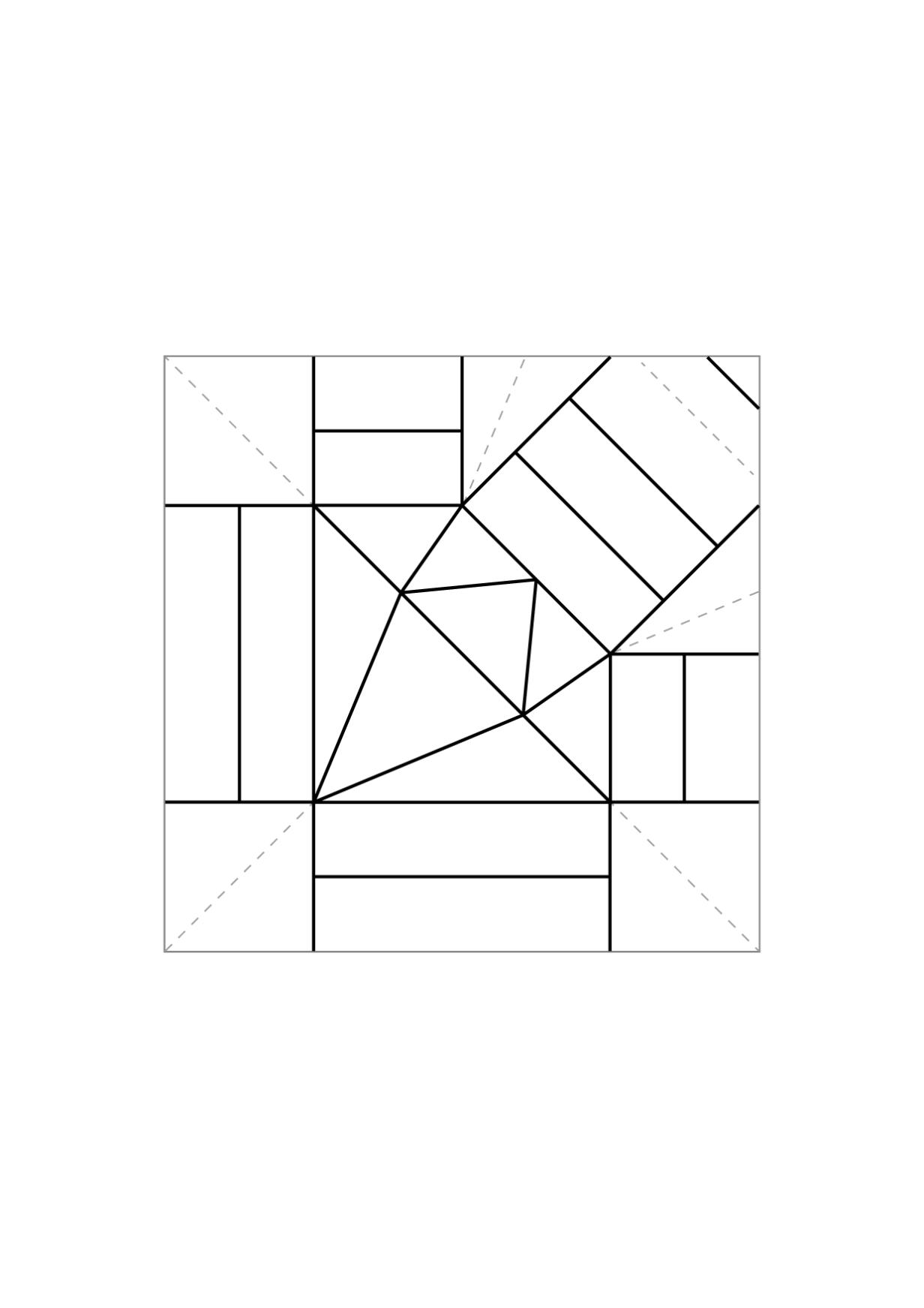 Free Printable Origami Crystal Box Tutorial Art