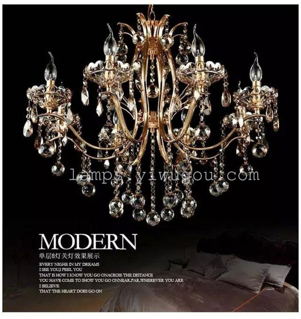 Rose gold and crystal chandelier supply france rose gold european rose gold and crystal chandelier supply france rose gold european iron candle chandelier crystal lamp arubaitofo Image collections